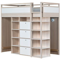 Spot Bunk Bed incl Mattress