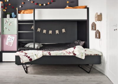 Young Users Trundle Bunk Bed