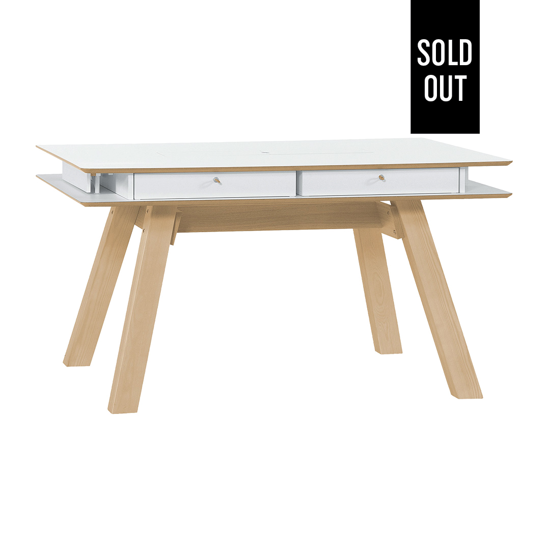 4You Extendable Dining Table - White