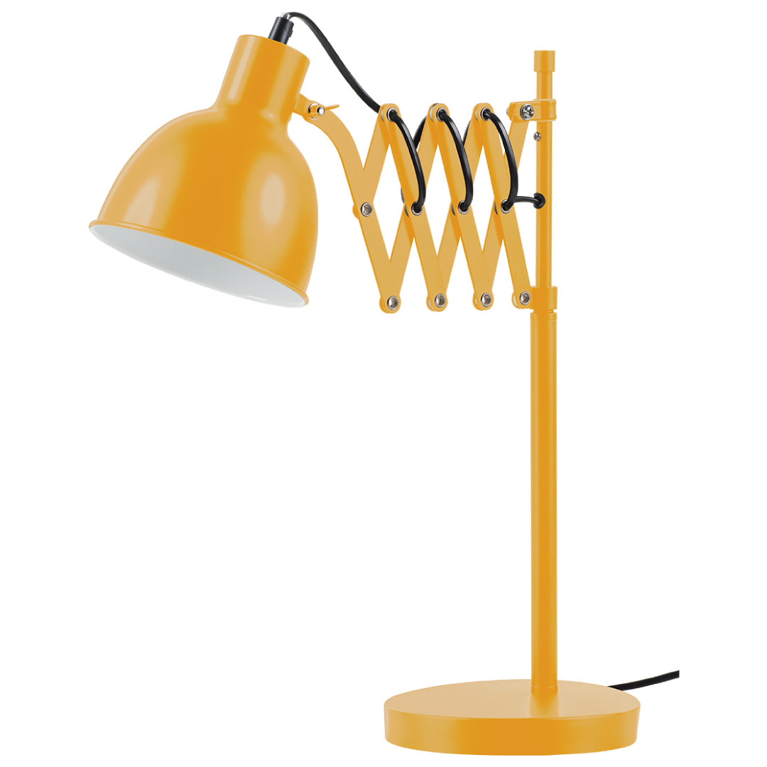 Collo Table Lamp – Yellow