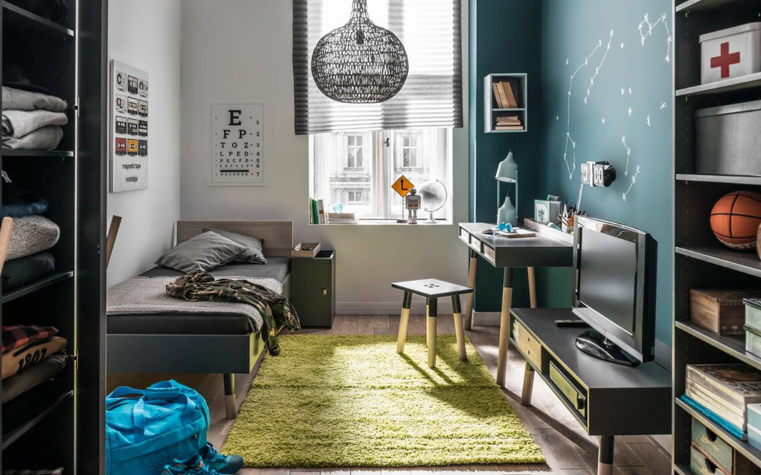 Planning a University Dorm Room Revamp