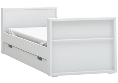 Milk Cot Bed Toddler Conversion