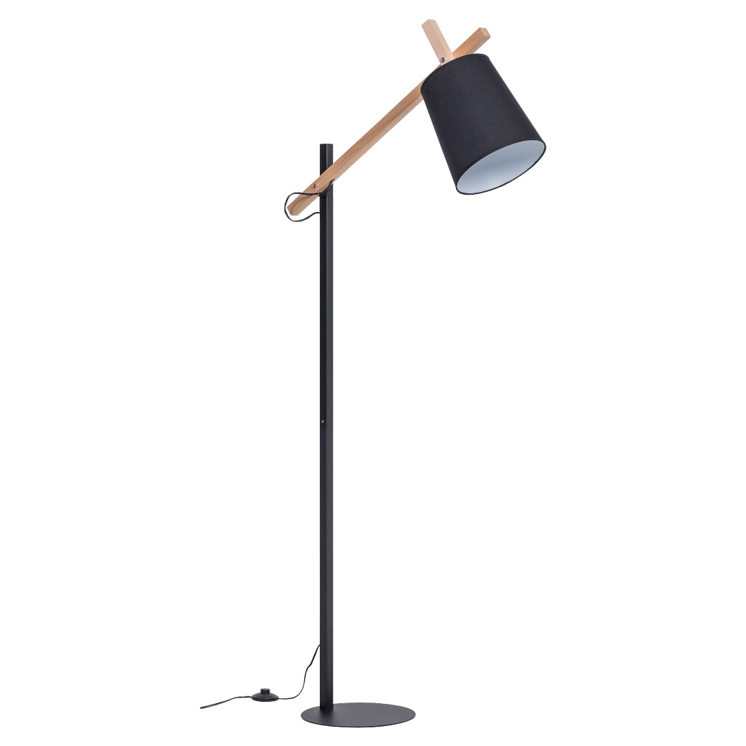 Muse Floor Lamp - Black