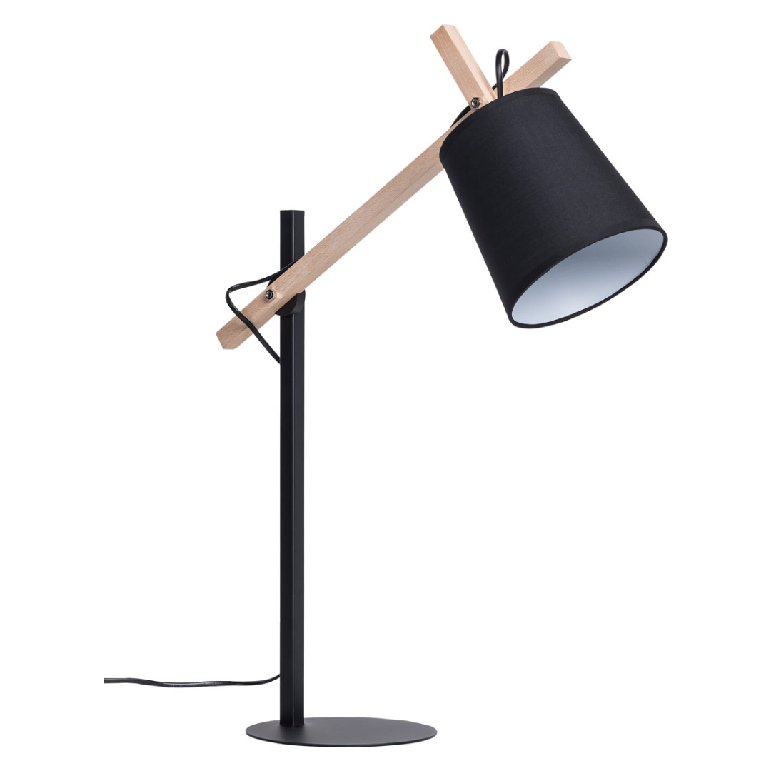 Muse Table Lamp - Black