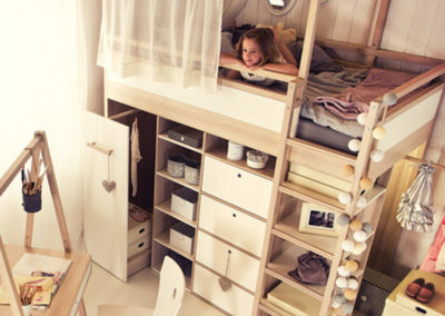 Spot Bunk Bed