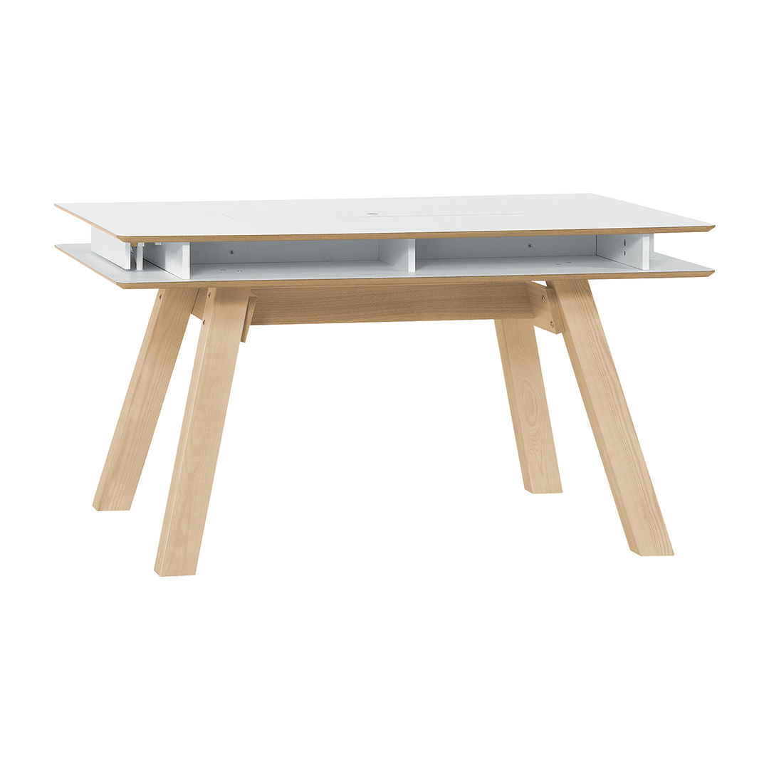 Vox 4You Extendable Dining Table - White