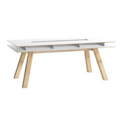 Vox 4You Table 200x100 - White