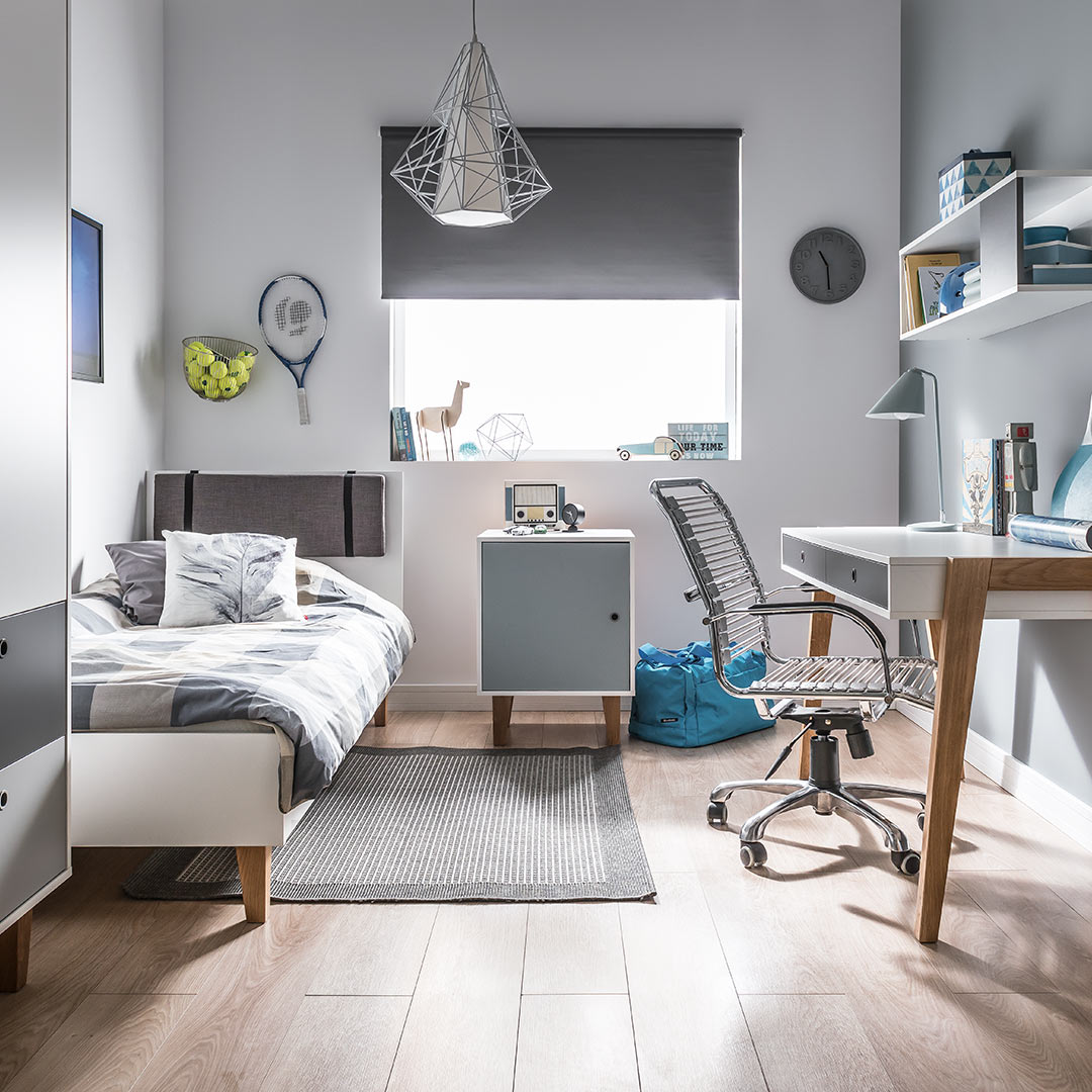 The Concept Teen Bedroom - Vox Furniture South Africa
