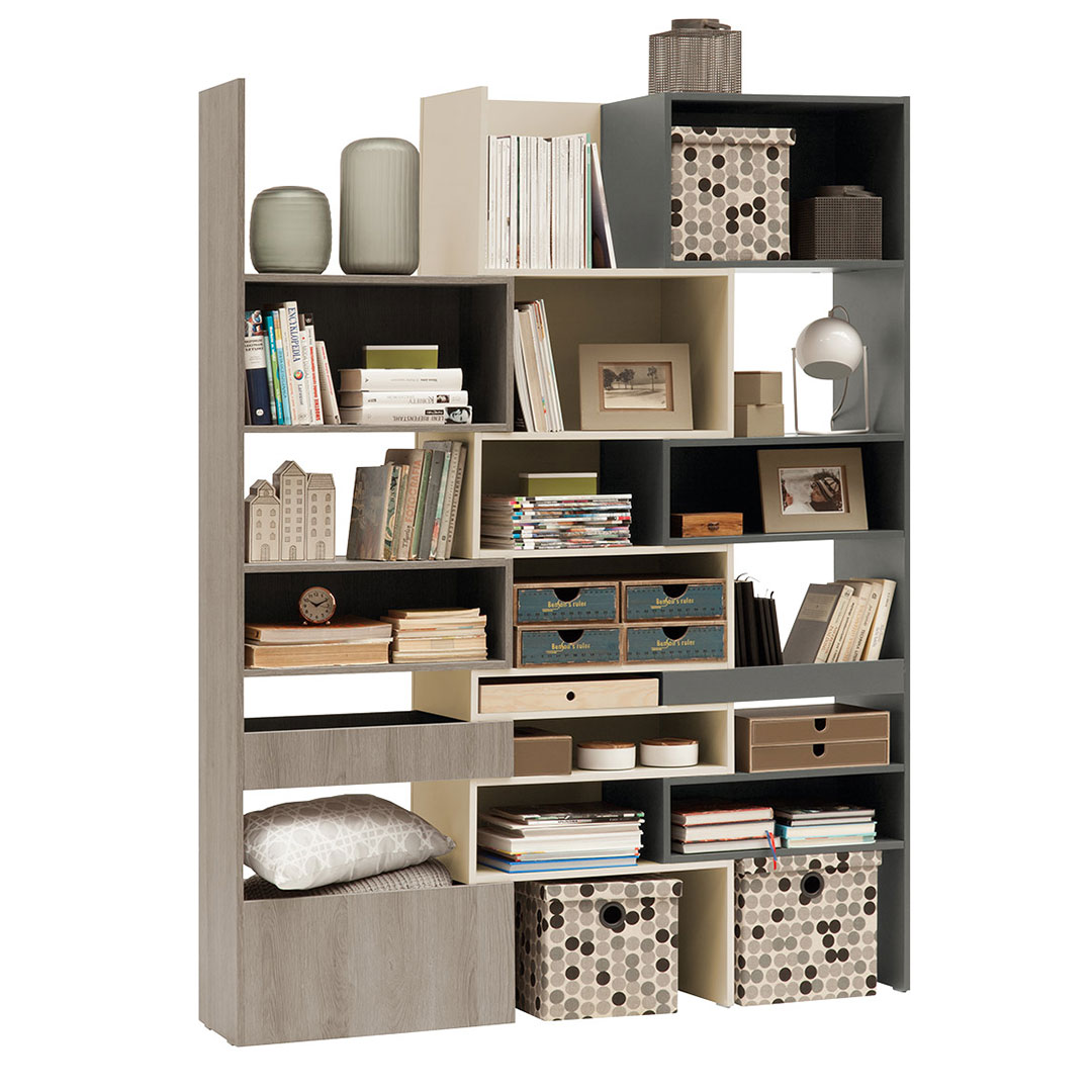 Vox Lori Harmonica Bookcase Expanded