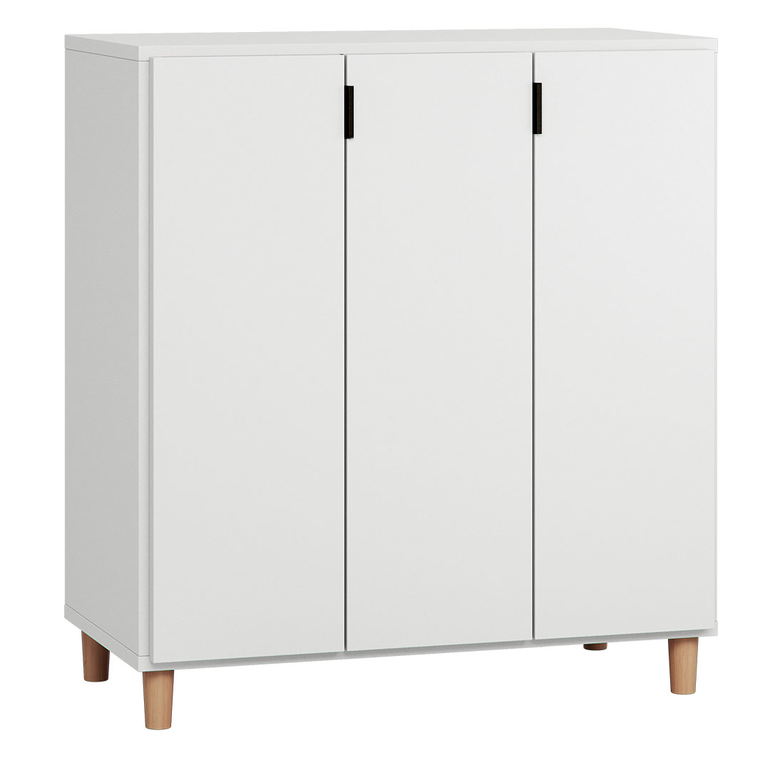 Vox Simple Cupboard - White