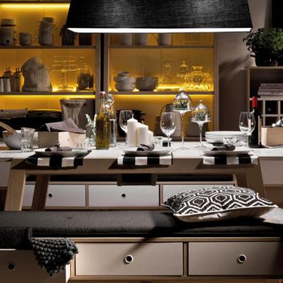 Spot Dining Area