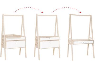 Vox Spot Dresser Compactum Desk