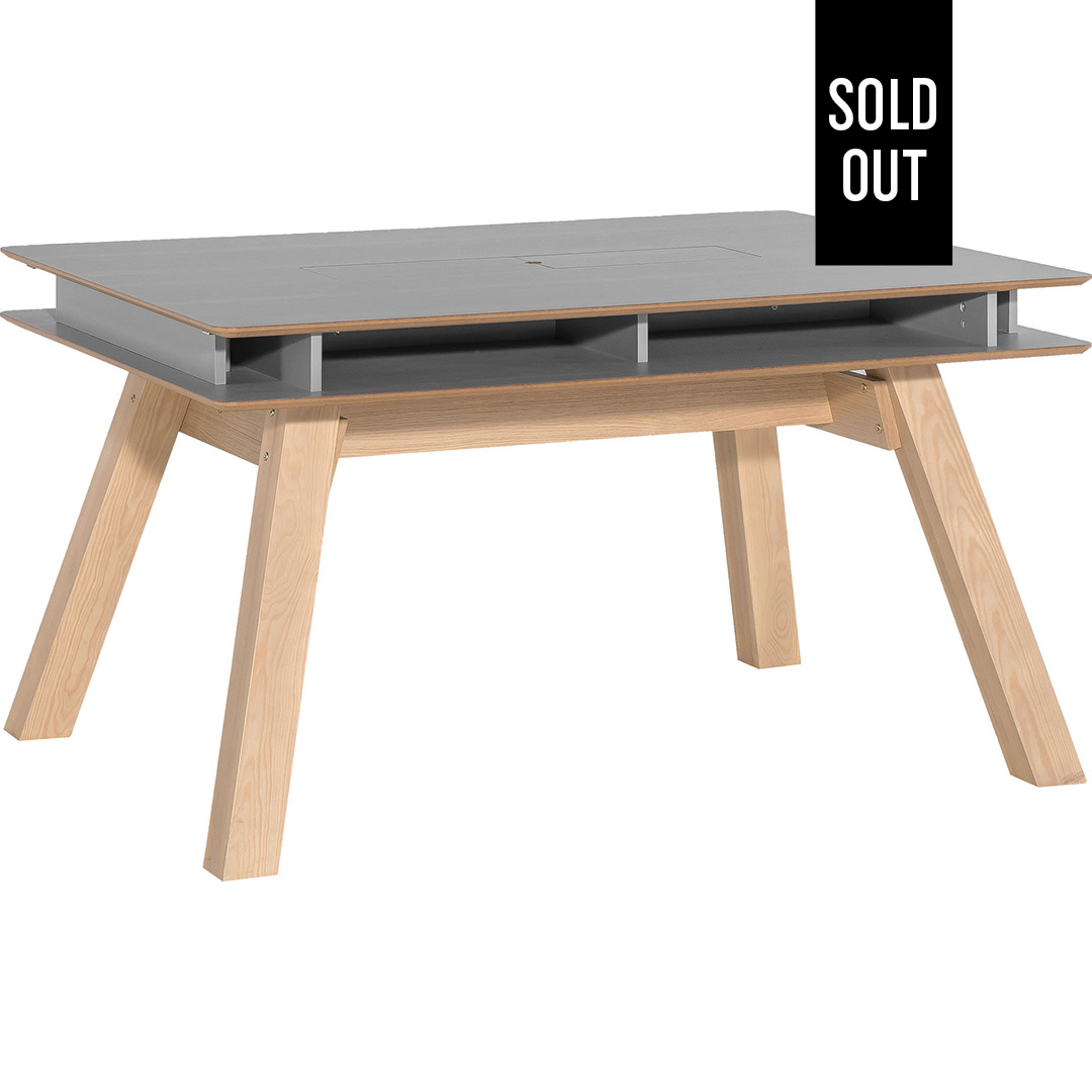 4You Extendable Dining Table - Grey