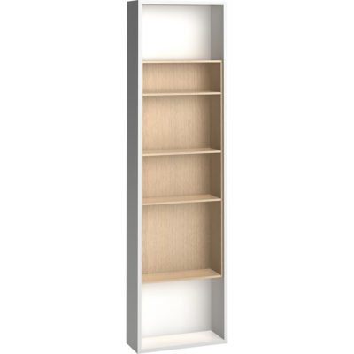4You Wide Side Bookcase