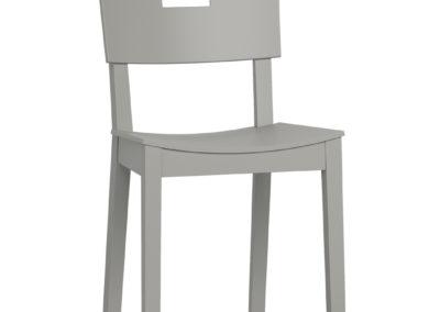 Simple Chair - Grey