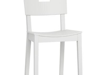 Simple Chair - White