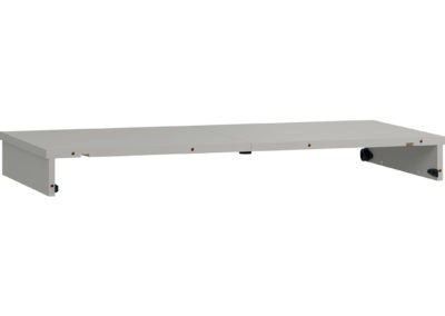 Simple Round Table Extension Panel - Grey