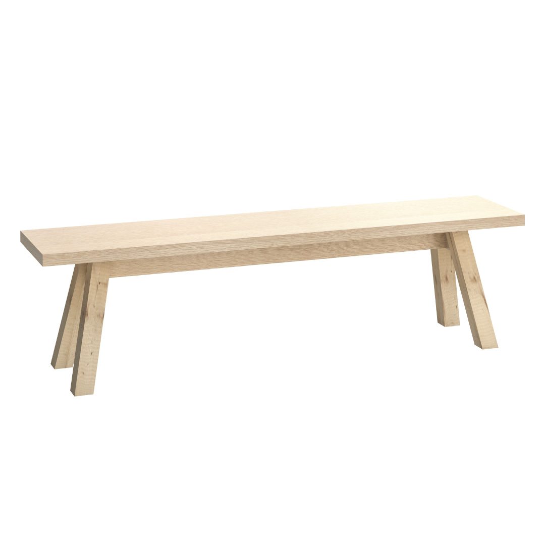 4You Bench - Oak