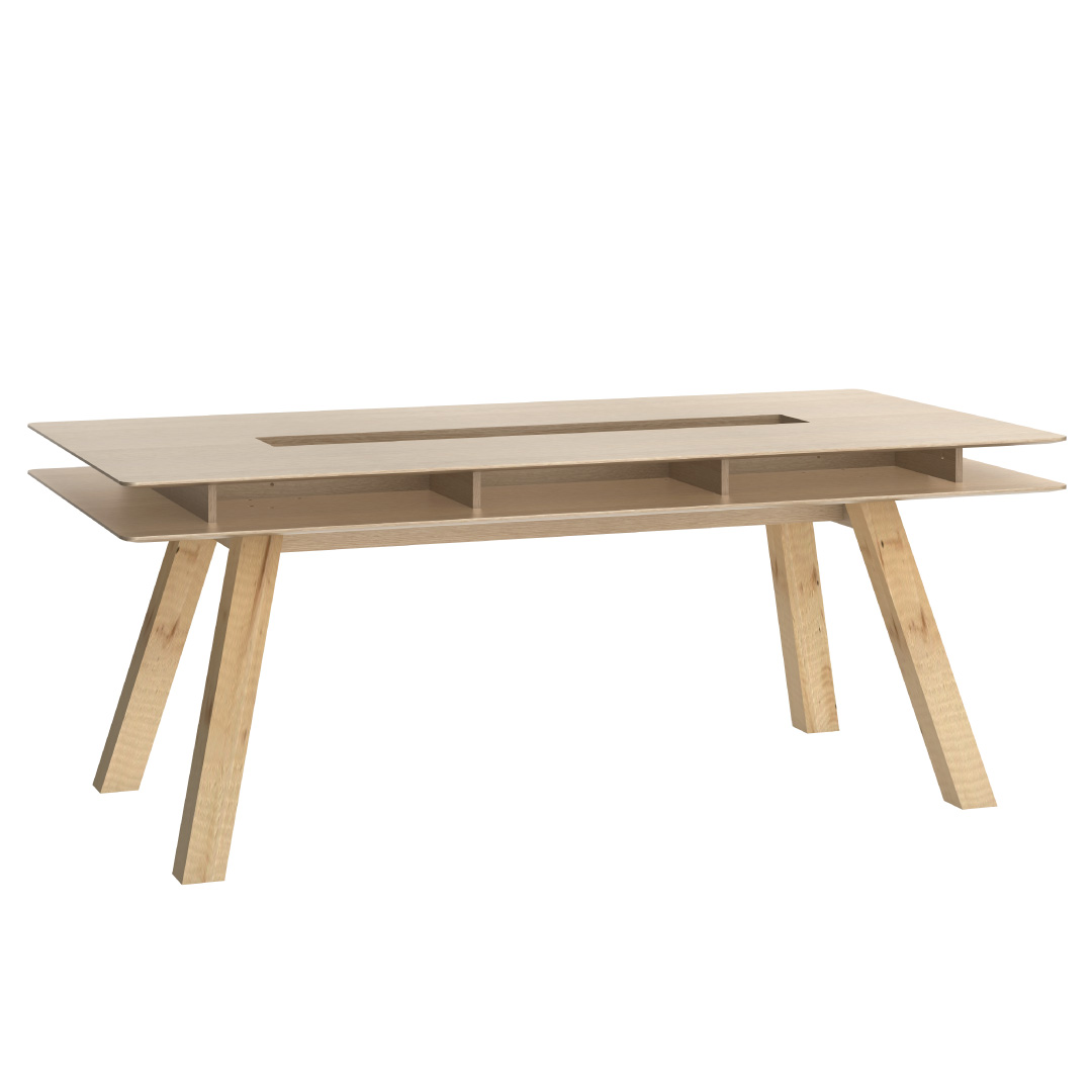 4You Table 200×100 – Oak