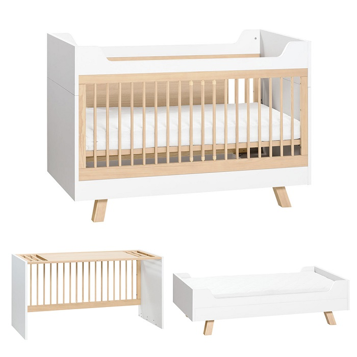Creating a Versatile Nursery With the 4You Baby Collection - Cot Bed Set