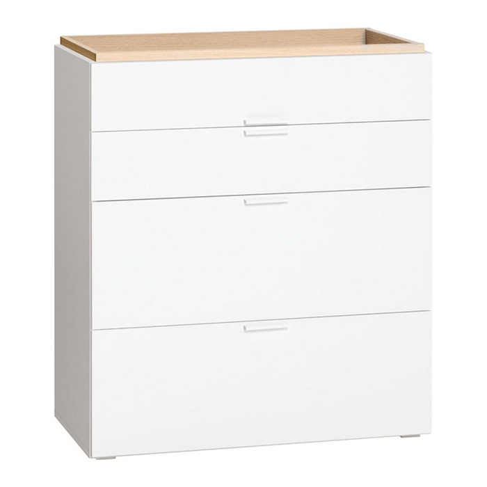 Creating a Versatile Nursery With the 4You Baby Collection - Dresser-Compactum Set
