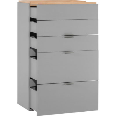 4You Chest of Drawers - Grey