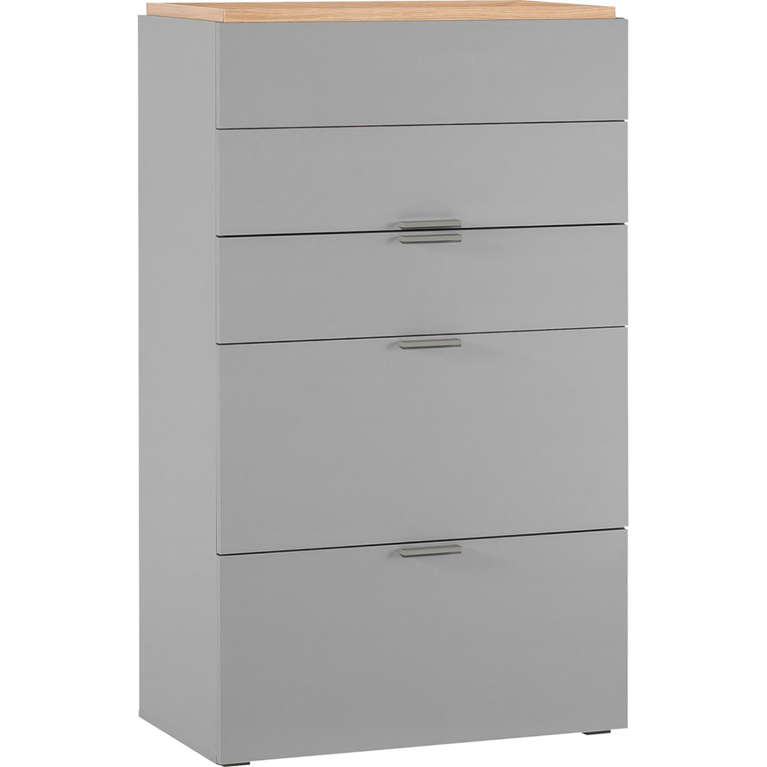 4you Chest of Drawers- Grey