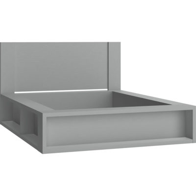 4You Double Bed - Grey