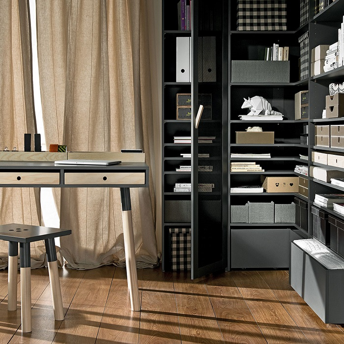 Furnishing Your Studio with the Lori Collection - Clean Lines