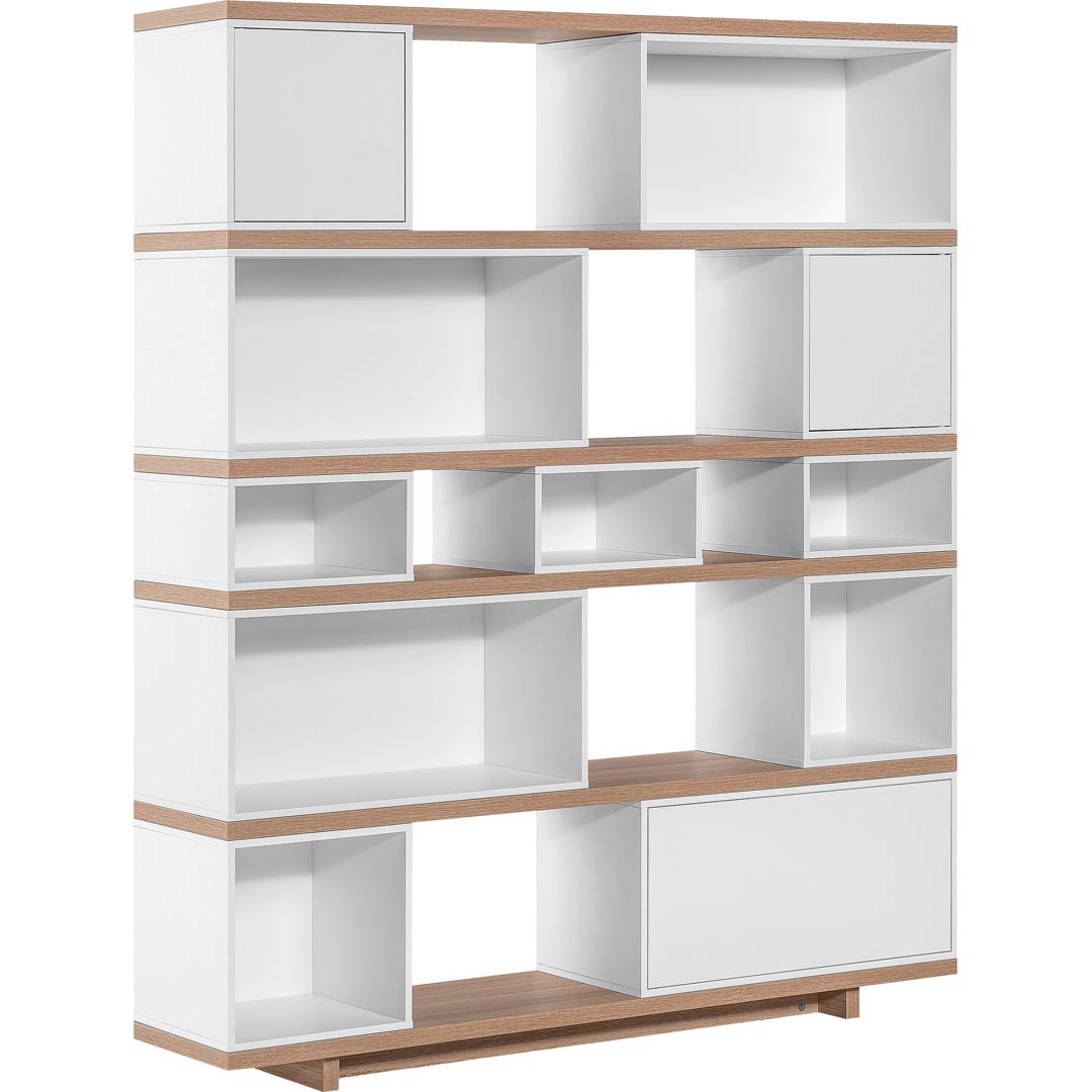 Balance Bright Wide Bookcase