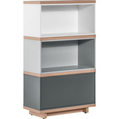 Balance Light Narrow Bookcase