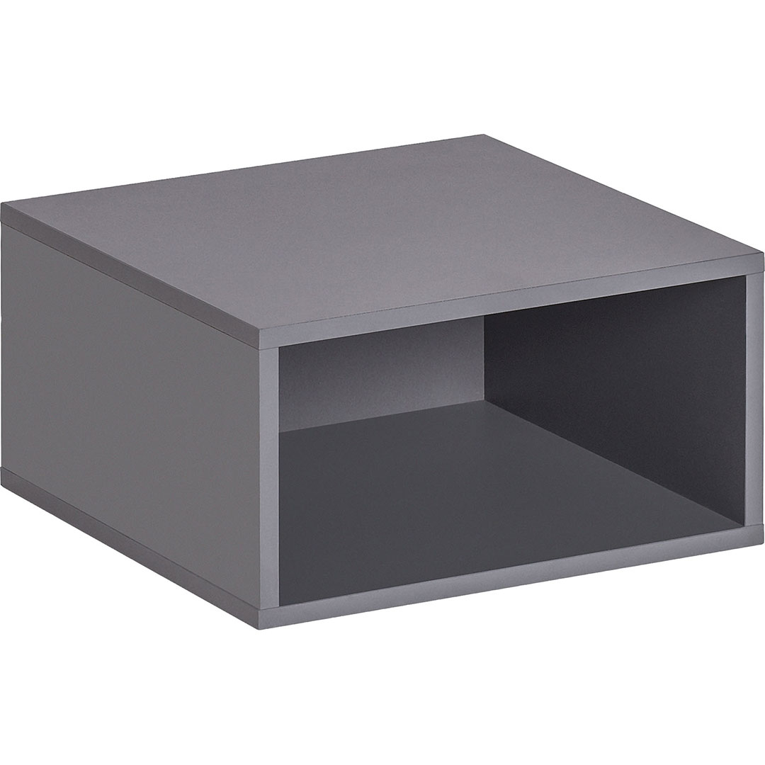 Balance Small Open Box - Graphite