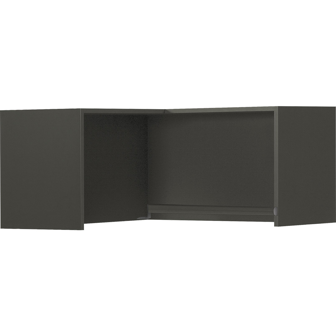 Lori Top Unit for Corner Bookcase