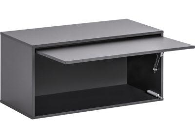 Balance Large Box with Door - Graphite