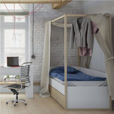 4You Canopy Bed
