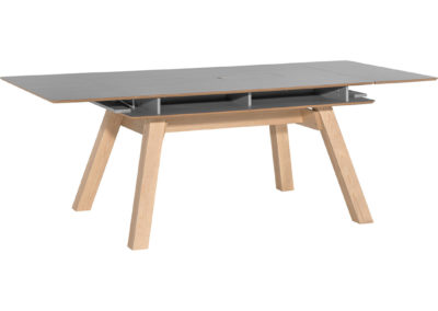 Vox 4You Extendable Dining Table - Grey