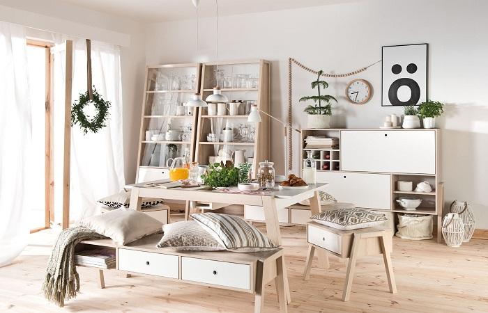 Delightful Dining - How to Create the Perfect Dining Room - Savvy Storage