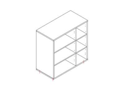 Simple Cupboard - Inside