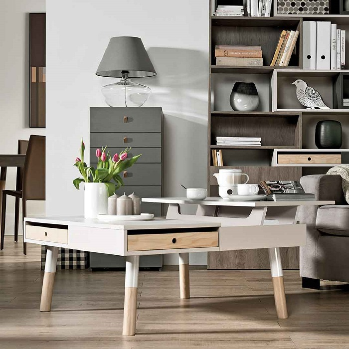 Choosing the Perfect Coffee Table for Your Living Room - Convenience