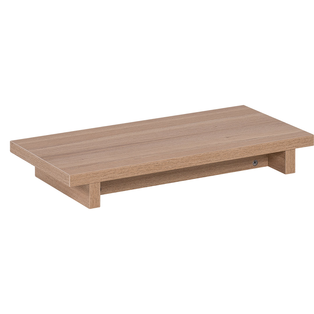 Balance Short Base Shelf