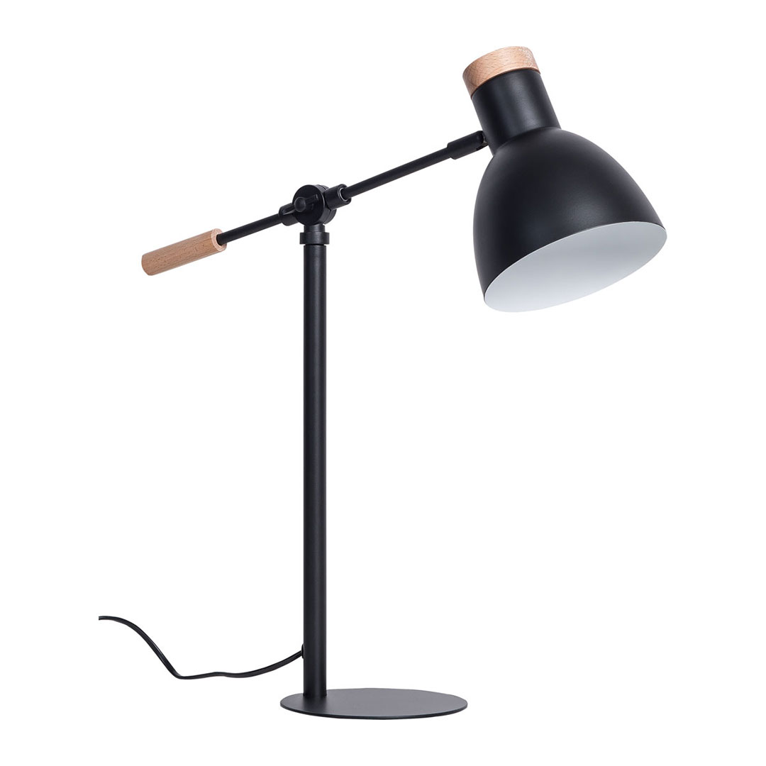 Vox Lige Table Lamp - Black
