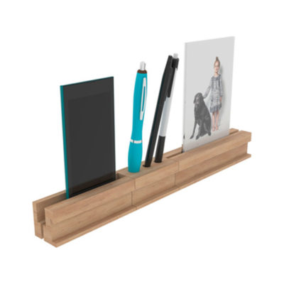 Vox Set of Accessories for Nightstand with Functional Slat