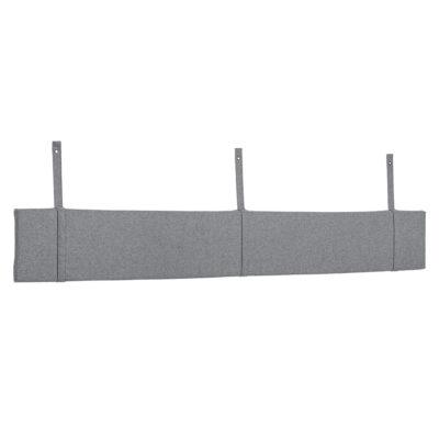 Simple King Headboard Bolster