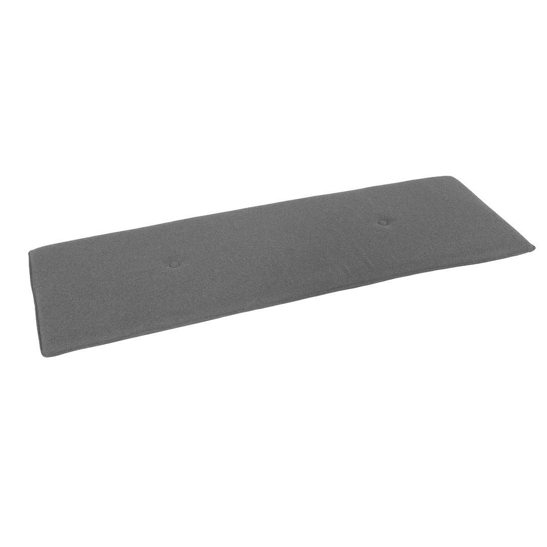 Spot Pillow for Bench - Grey