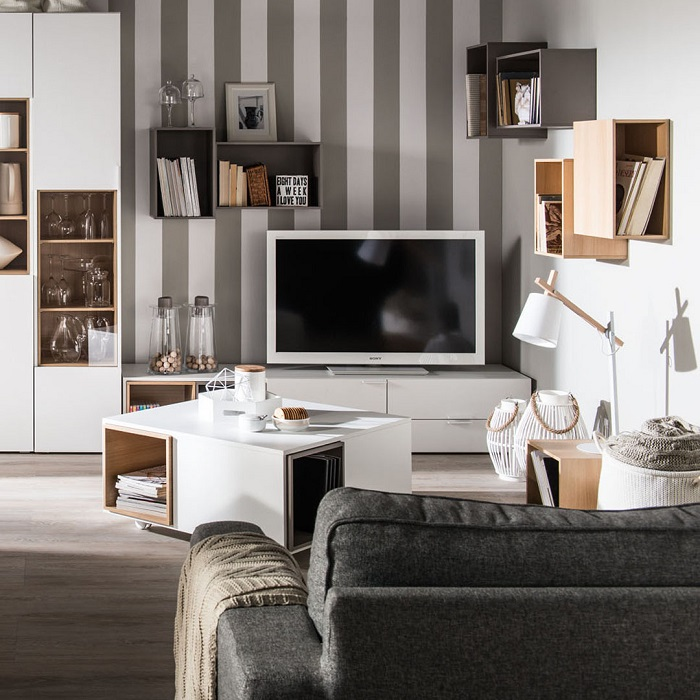 How to Create the Perfect Man Cave - Entertainment Centre