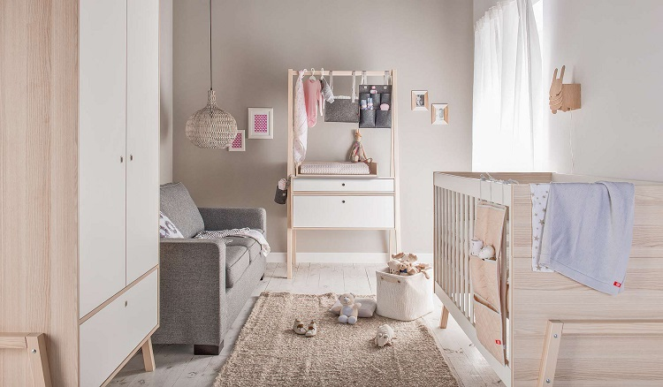 Planning a Contemporary Baby Nursery - Soothing Naturals