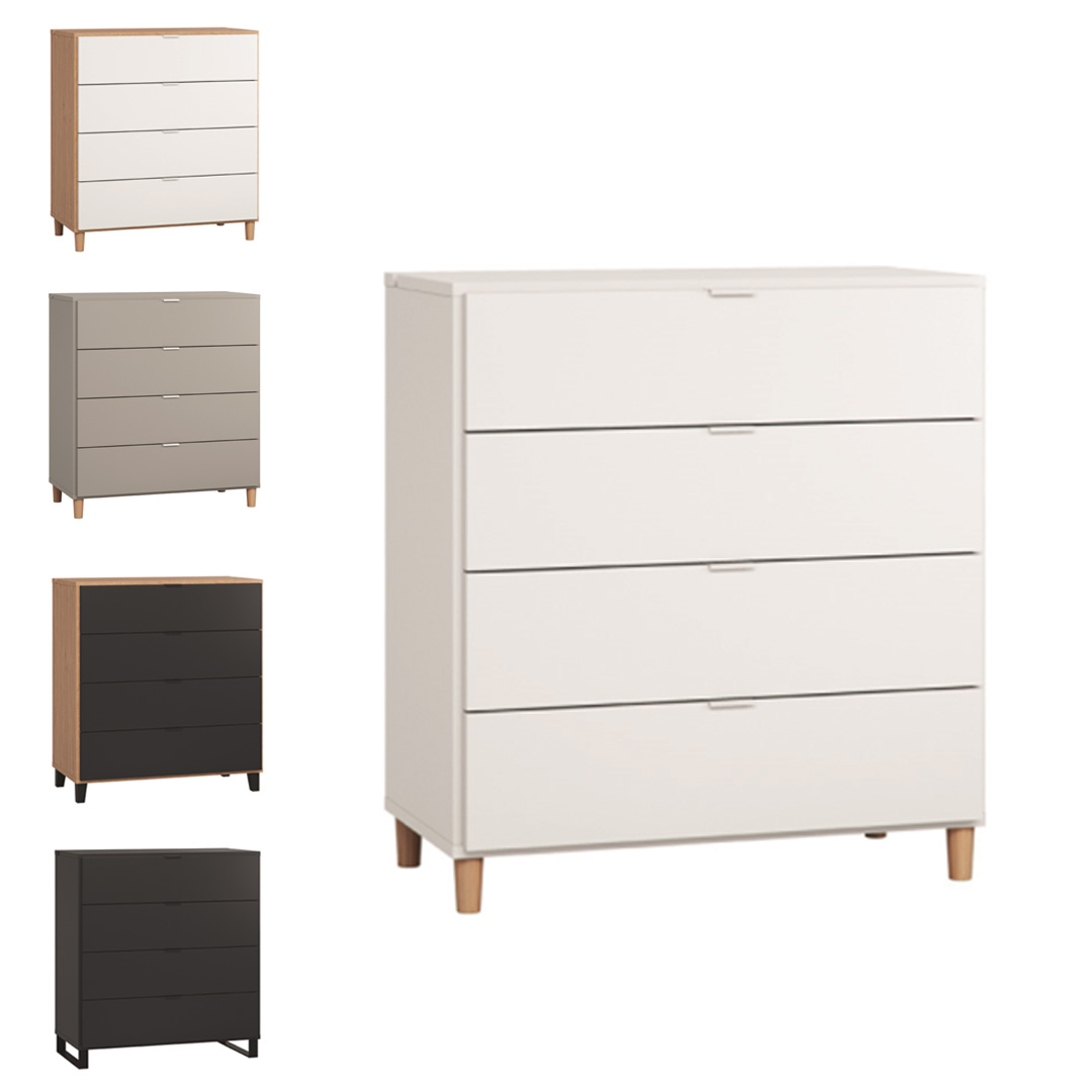 Simple Dresser with Functional Slat