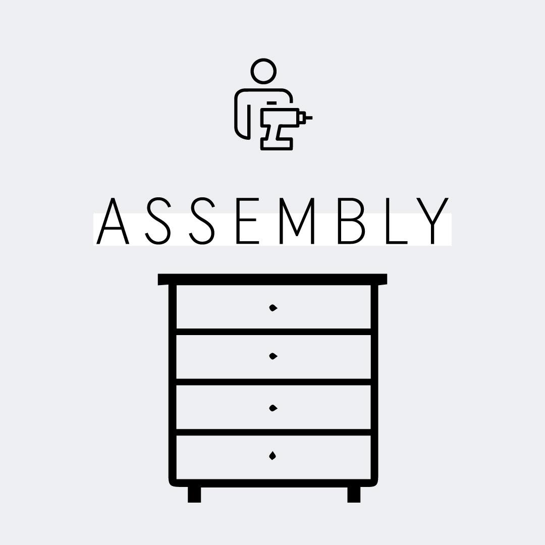 Dresser/Cupboard/Compactum Assembly