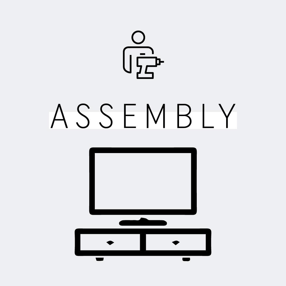 TV Unit Assembly