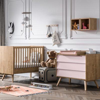 Vintage Nursery - Pink